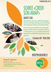 Soirée Créateurs/trices d'AMAP @ Mundo M